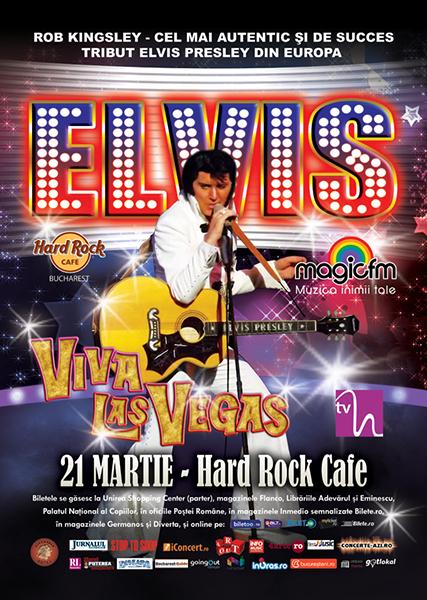 Rob Kingsley - Viva Las Vegas