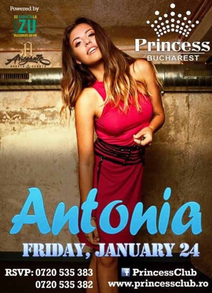 Antonia la Princess Club