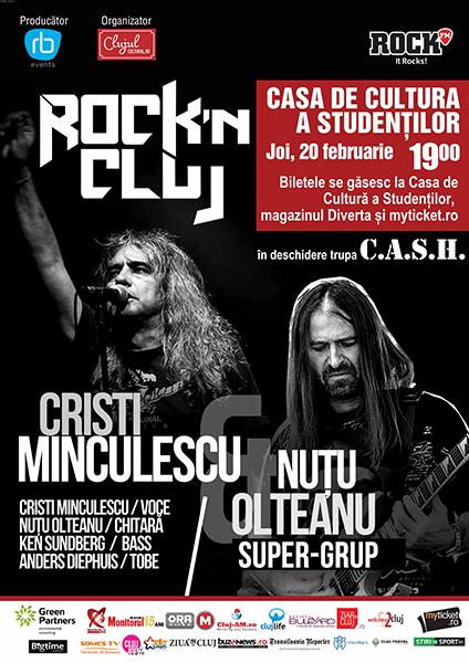 Cristi Minculescu și Nuțu Olteanu