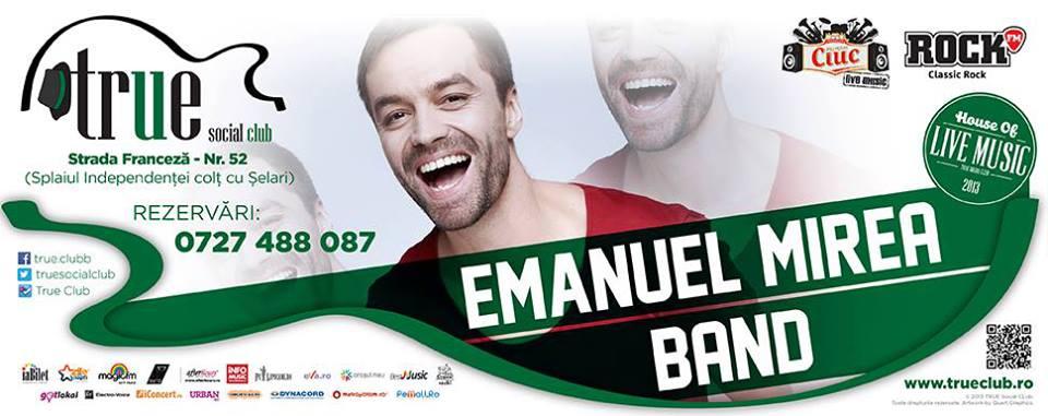 Emanuel Mirea Band