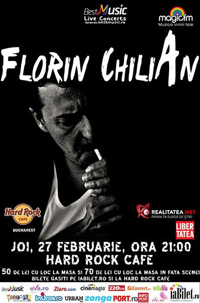 afis-florin-chilian-concert-hard-rock-cafe-bucuresti-27-februarie-2014