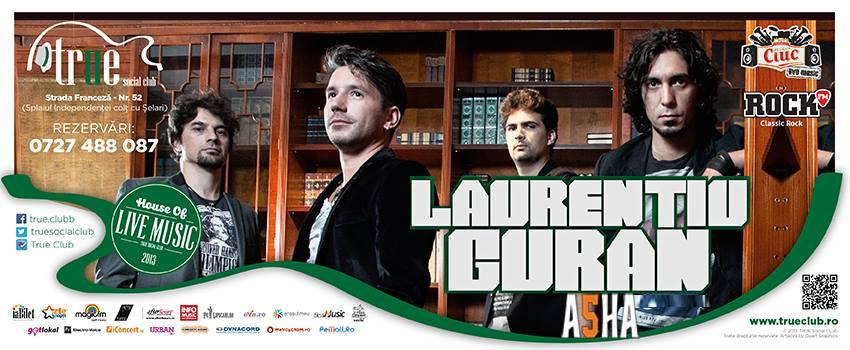 Laurentiu Guran & ASHA