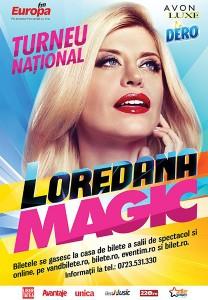 afis-loredana-turneu magic