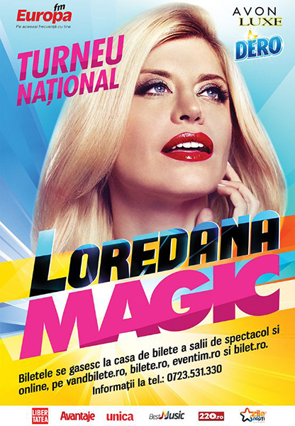 afis-loredana-turneu magic