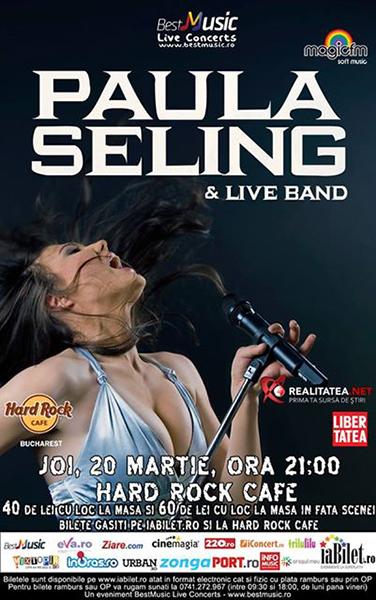 afis-paula-seling-concert-hard-rock-cafe-bucuresti-20-martie-2014