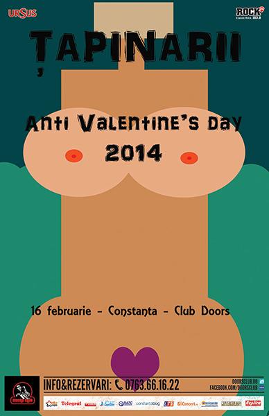 Țapinarii - Anti-Valentine's Day