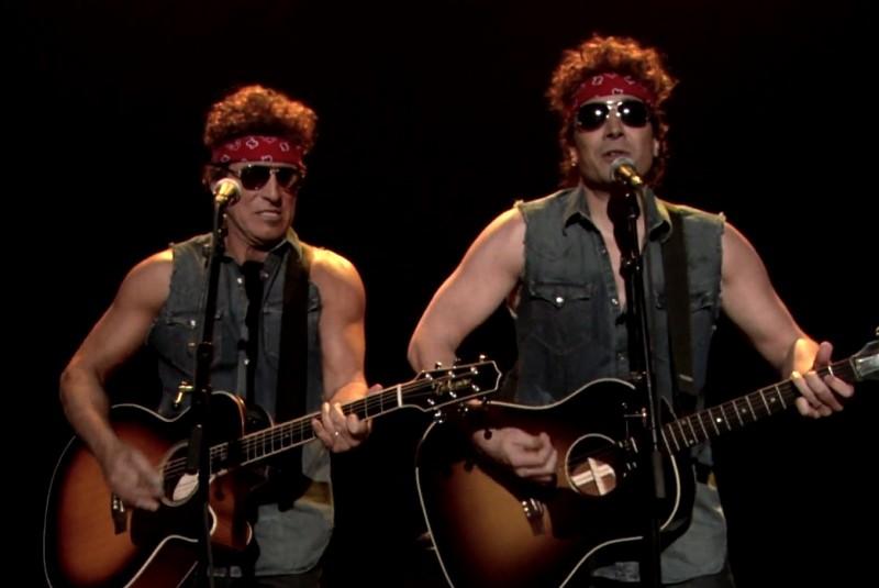 Video: Bruce Springsteen și Jimmy Fallon