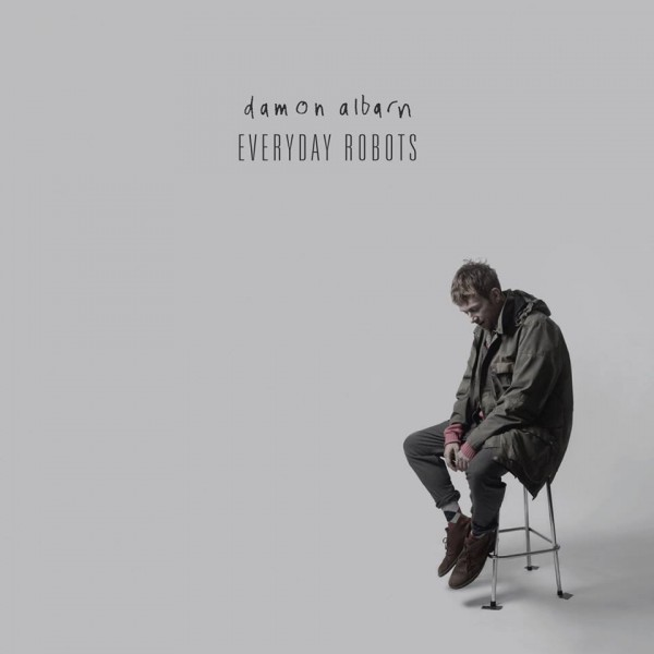 "Damon Albarn - ""Everyday Robots"" artwork"