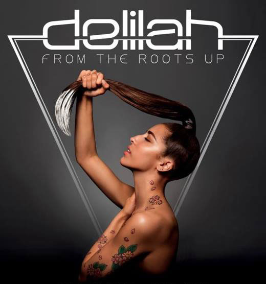 Delilah - coperta discului From The Roots Up