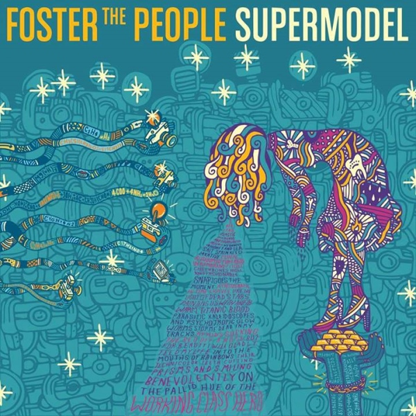 """Foster The People - """"Supermodel"""""""