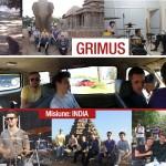 Grimus - Misiune: INDIA