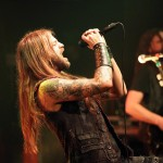 Stu Block, solistul trupei Iced Earth