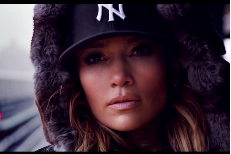 Secvență videoclip Jennifer Lopez -