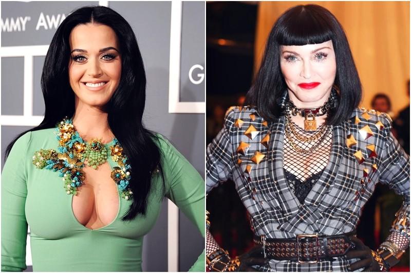 Katy Perry colaborează cu Madonna la proiectul Art for Freedom