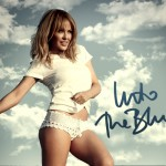 "Kylie Minogue - ""Into The Blue"""