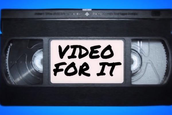 Secvență lyric video parodie Key Of Awesome