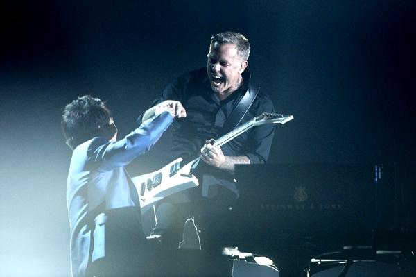 Metallica alături de Lang Lang la Premiile Grammy 2014