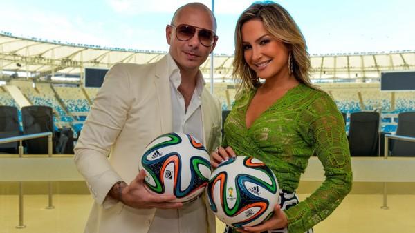 Rapperul Pitbull și cântăreața braziliană sunt autorii temei muzicale de la FIFA World Cup 2014