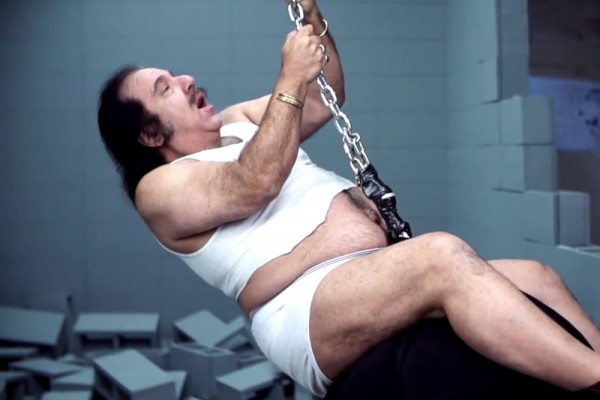 "Ron Jeremy, parodie Miley Cyrus - ""Wrecking Ball"""