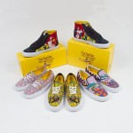 The Beatles - Yellow Submarine colectie Vans 2014