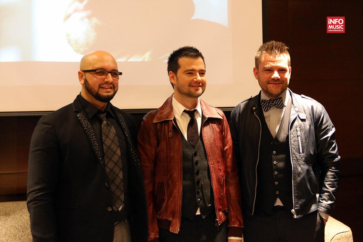Trioul 3 Sud Est a revenit pe scena muzicală în 2014