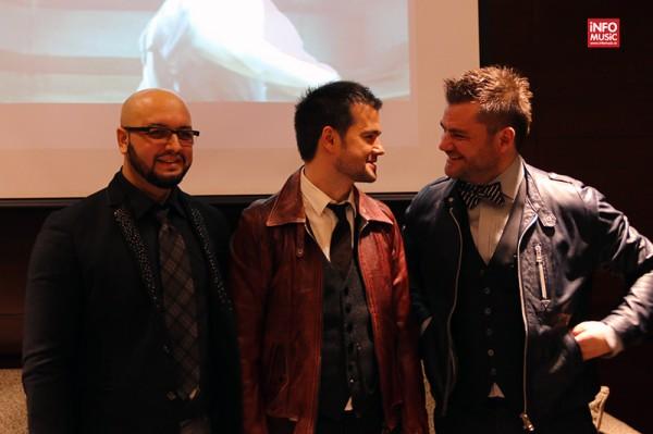 Mihai, Laurențiu și Viorel au relansat trioul 3 Sud Est