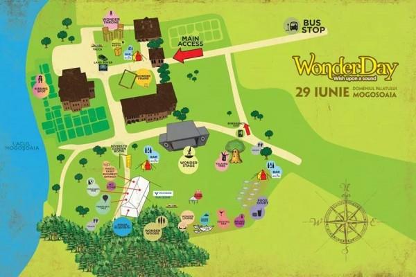 Harta Wonder Day
