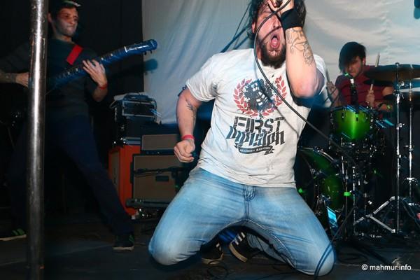 The Boy Who Cried Wolf în concert în Club Colectiv