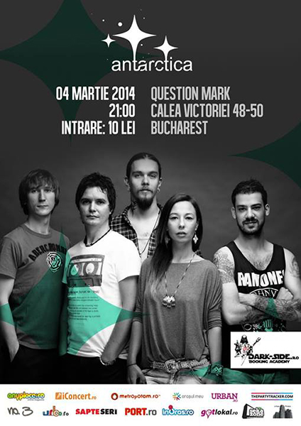 afis-Antarctica-concert-Question-Mark-bucuresti-4martiee-2014