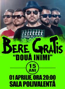 afis-Bere-Gratis-concert-sala-polivalenta-bucuresti-1-aprilie-2014