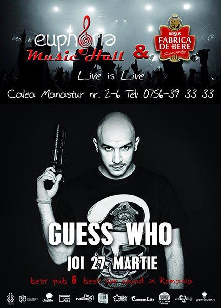afis-GUESS-WHO-concert-Euphoria-Music-Hall-Cluj-27-martie-2014