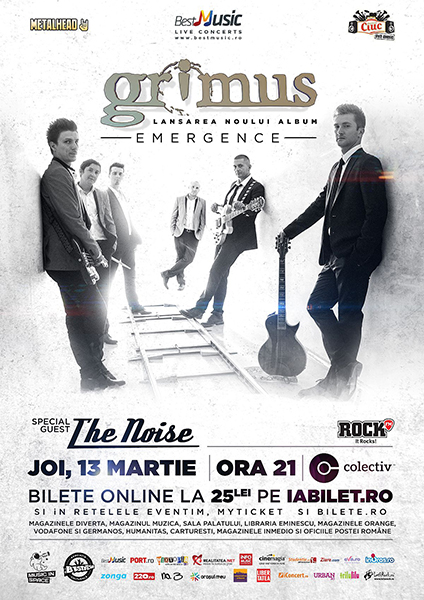 afis-Grimus-concert-club-colectiv-bucuresti-13-martie-2014