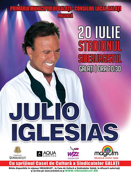 Julio Iglesias la