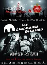 afis-Les-Elephants-Bizarres-concert-Euphoria-Music-Hall-Cluj-20-martie-2014