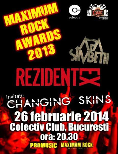 Maximum Rock Awards 2013