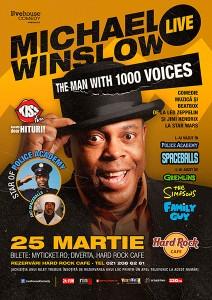 afis-Michael-Winslow-spectacol-hard-rock-cafe-bucuresti-25-martie-2014
