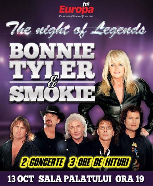 Bonnie Tyler & Smokie