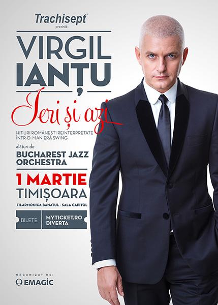 Virgil Ianțu la Orchestra Filarmonică
