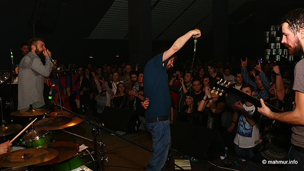 COMA în concertul de lansare a videoclipului CHIP
