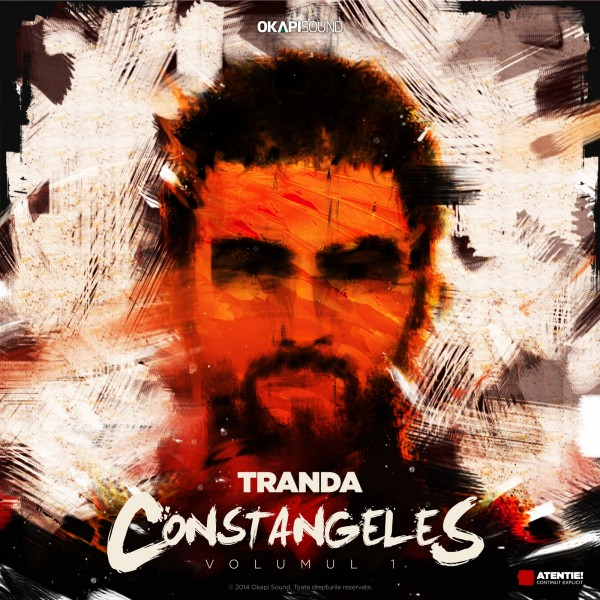 "Tranda - ""CONSTANGELES - Volumul 1"" Artwork"