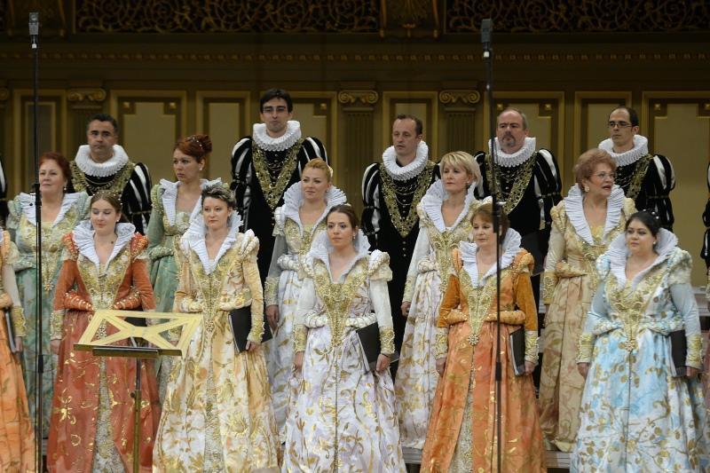 Corul Madrigal - Concert de Crăciun la Ateneul Român