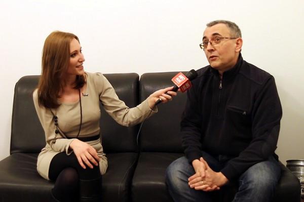 Dan Teodorescu (TAXI) intervievat de Alexandra Necula (InfoMusic)