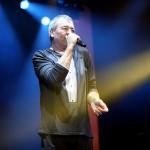 Ian Gillan în concert Deep Purple la Sala Polivalenta din București pe 20 februarie 2014