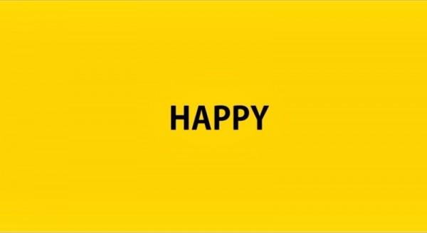 Happy in Romania