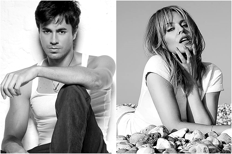Kylie Minogue și Enrique Iglesias