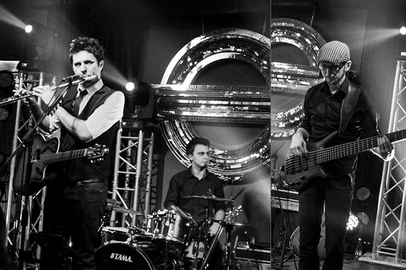 byron în The Tube pe 21 februarie 2014 - primul act al lansării albumului Melancolic