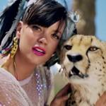"""Secvență videoclip Lily Allen - """"Air Ballon"""""""