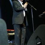 Franco Gatti în concert Ricchi e Poveri la Bucuresti pe 26 februarie 2014