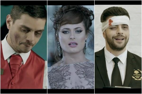 """Secvențe videoclip Speak feat. Raluka și DOC - """"Lasă-mă-mi place"""""""