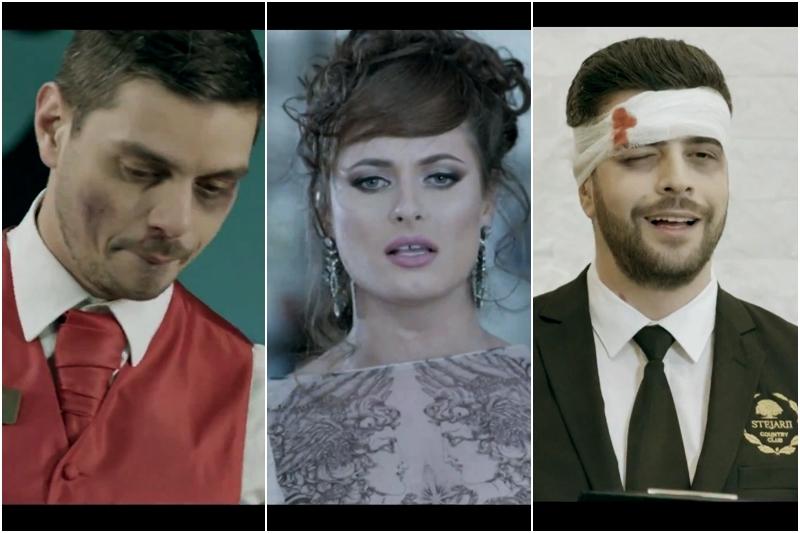 Secvențe videoclip Speak feat. Raluka și DOC -